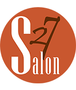 SALON 27 Retina Logo